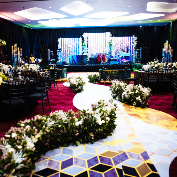 Mira & Mihir's Wedding Reception